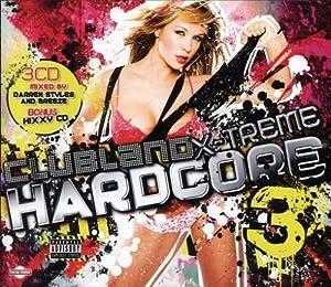 Darren Styles - Clubland X-Treme Hardcore 5 CD 1 Album Mix