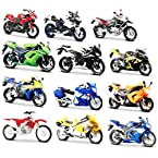 1:12 Scale Assorted Bikes