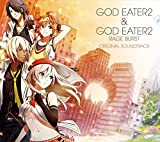 GOD EATER 2&GOD EATER 2 RAGE BURST ORIGINAL SOUNDTRACK (CD3枚組+DVD)