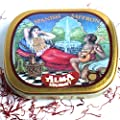 Spanish Saffron Tin (2 gram) by Alma Gourmet
