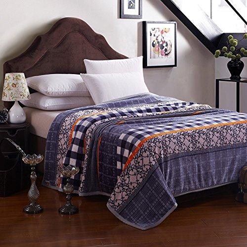 Flannel Blanket Pattern front-829173