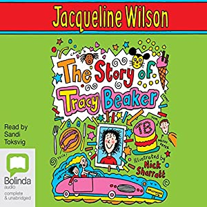 The Story of Tracy Beaker Audiobook