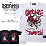 (ゼファレン)ZEPHYREN S/S TEE -餓鬼レンジャーxZephyren- BLACK M