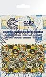 Official DC COMICS Retro Cast Card Holder