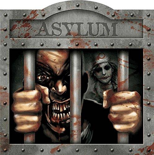 """15"""" Asylum Cut Out"""