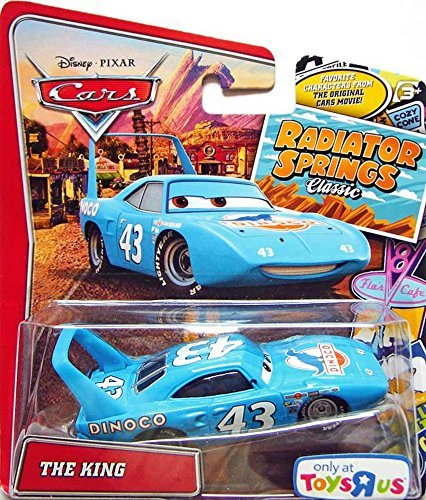 Disney/Pixar Cars Exclusive Radiator Springs Classic The King 1:55 Scale - 1