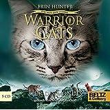 Warrior Cats - Zeichen der Sterne. Spur des Mondes: IV, Folge 4, gelesen von Marlen Diekhoff, 5 CDs in der Multibox, ca. 6 Std. 25 Min.