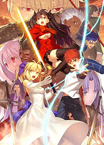 【Amazon.co.jp限定】Fate/stay night [Unlimited Blade Works] Blu-ray Disc Box II(描き下ろしB1布ポスター、Blu-ray BoxI&II収納Box付)(完全生産限定版)