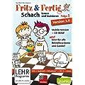 Fritz&Fertig! Folge 1: Schach lernen und trainieren - Version 3: Neu: Jetzt f�r alle Betriebssysteme und Ger�te!
