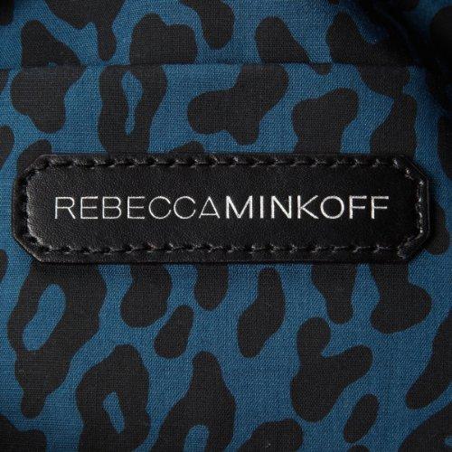 Rebecca Minkoff 瑞贝卡·明可弗 Flirty 女款菱格纹真皮挎包美国亚马逊