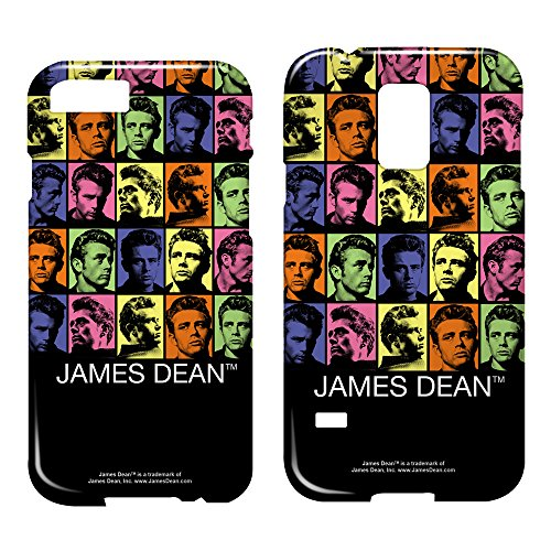 James Dean Color Block Smartphone Case Barely There (Ipod 5G) White Ip5G (James Dean Ipod 5 Case compare prices)