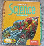 img - for Harcourt Science Teacher's Edition Earth Science Units C and D book / textbook / text book