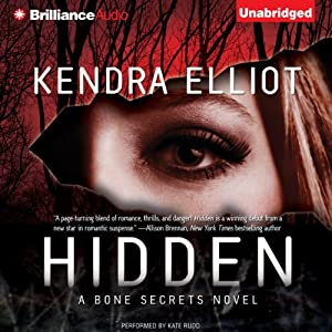 Hidden: A Bone Secrets Novel | [Kendra Elliot]