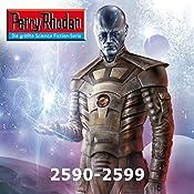 Perry Rhodan: Sammelband 20 (Perry Rhodan 2590-2599) | Michael Marcus Thurner, Leo Lukas, Frank Borsch, Christian Montillon, Marc A. Herren