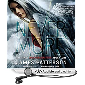 Book Audible Audio Edition James Patterson Rebecca Soler Books