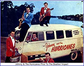 Image of Johnny & The Hurricanes