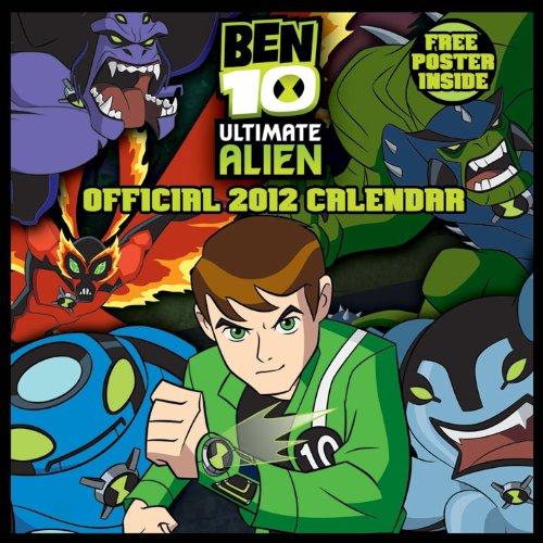 Ben 10 Calendar 2012