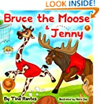 "kids book:""BRUCE THE MOOSE &JENNY(Bed..."