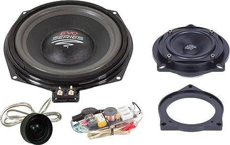 Système Audio X 200BMW Système de actif avant Evo 3voies partie