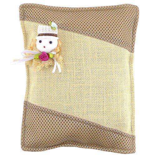 Buy Low Price Bamboo Charcoal Air Freshener, Decorated Hemp Bag (B0029NAB78)