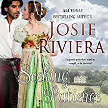 Seeking Patience | Livre audio Auteur(s) : Josie Riviera Narrateur(s) : Virginia Ferguson