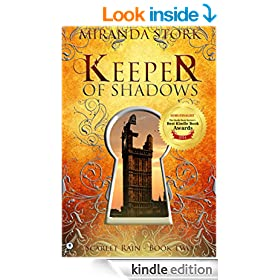 Keeper of Shadows (Scarlet Rain Series, Book 2)