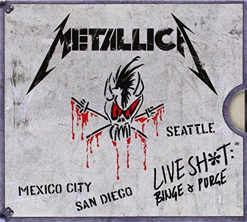 Live Shit: Binge & Purge (W/Dvd)