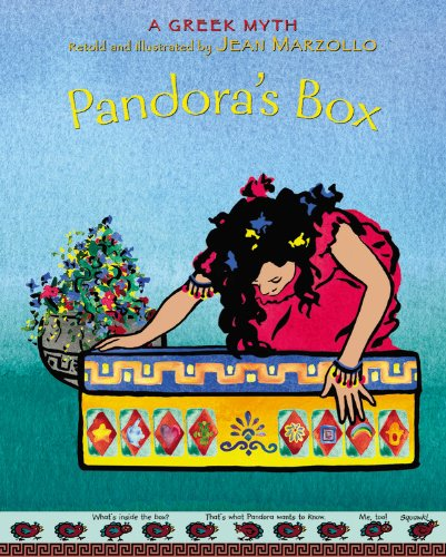 Pandora's Box: A Greek Myth About the Constellations
