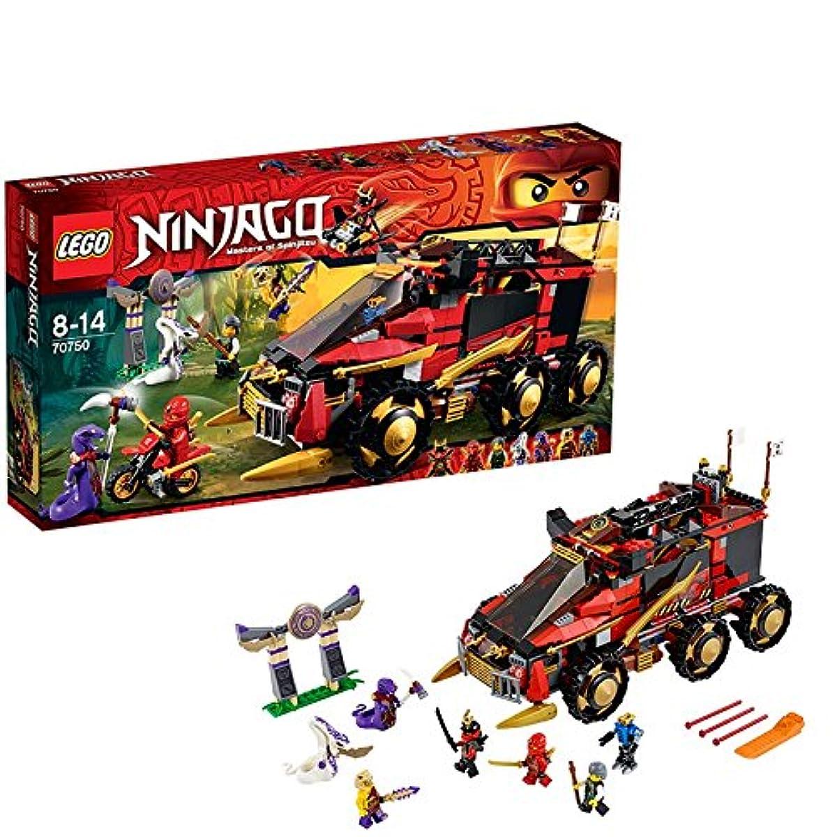[해외] 레고 (LEGO) 닌자고 닌자 머신 DB X 70750 (2015-03-20)