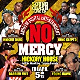NO MERCY -SOUND CLASH- LIVE CD
