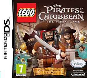 Lego Pirates of the Caribbean: The Video Game (Nintendo DS)