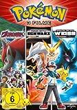 Pokémon: Zoroak - Meister der Illusionen  / Schwarz  - Victini und Reshiram / Weiß  - Victini und Zekrom [3 DVDs]