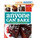 Anyone Can Bake: Step-By-Step Recipes Just for You (Better Homes and Gardens Cooking)