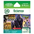 Leapfrog Animal Genius Learning Game Works With Leappad Tablets Leapstergs And Leapster Explorer from Leapfrog