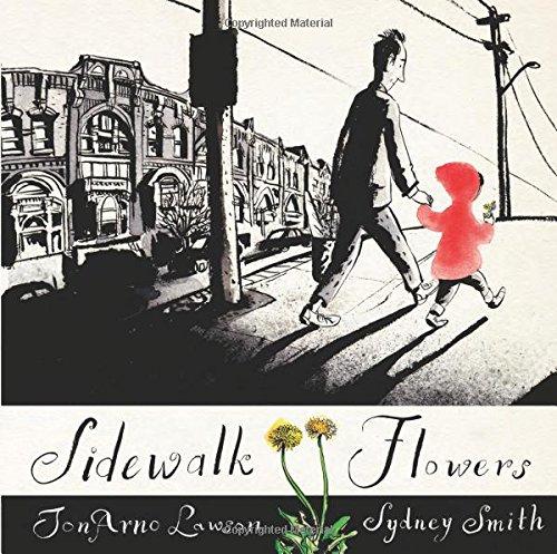 Sidewalk Flowers - JonArno Lawson