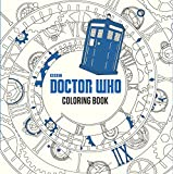 img - for Doctor Who Coloring Book book / textbook / text book
