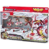 Sega Bakutech Series Bakugan Rise Starter Deck Action Figure