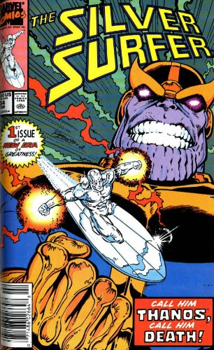 Silver Surfer: Rebirth of Thanos (Fantastic Four) (Marvel Quest O compare prices)