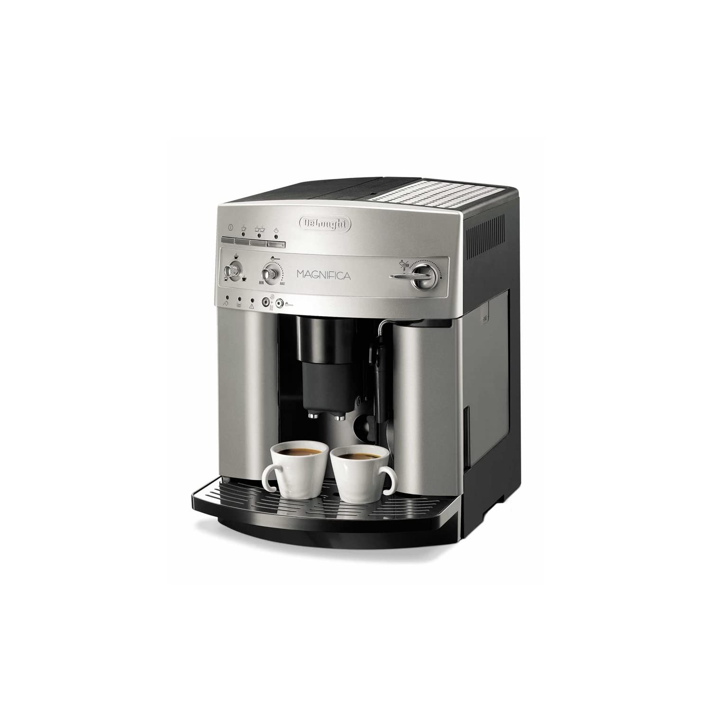 Vente delonghi esam3200s cafeti re expresso argent automatique import allema - Cafetiere automatique delonghi ...