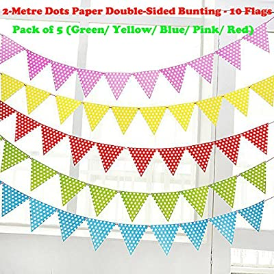 Double-Sided Bunting