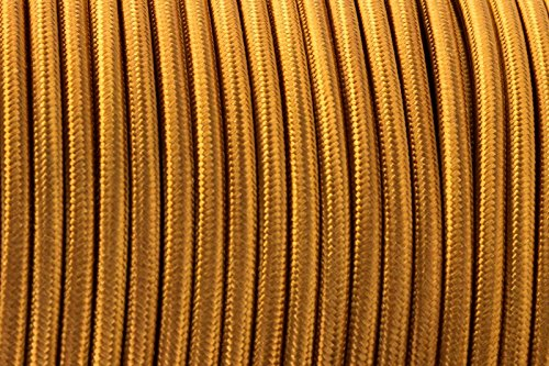 3-core-oro-antico-intrecciato-rotondo-tessuto-di-seta-lampada-cavo-flessibile-cavo