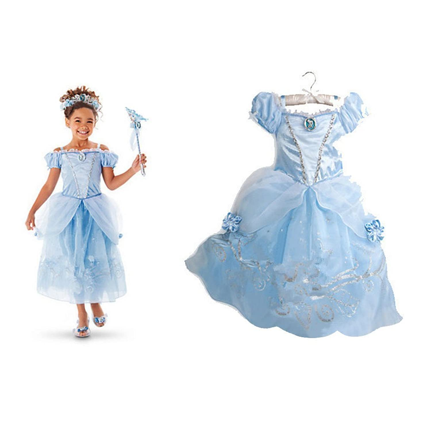 Cinderella fashions pageant clothes 2