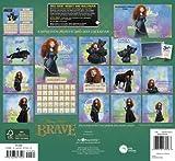 2013 Brave  Wall Calendar
