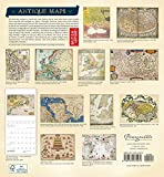 Antique Maps 2016 Calendar