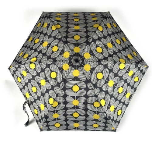 Orla Kiely Compact Umbrella - Wind Resistant & Lightweight front-560807