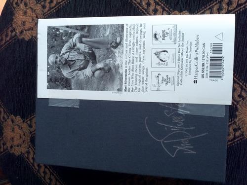 Shel Silverstein Books: Shel Silverstein: Poems And Drawings: Slipcase 3-Book Box