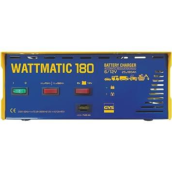CHARGEUR WATTMATIC 100-6//12 V GYS 024823