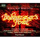 Walton - Belshazzar's Feast; Crown Imperial; Orb and Sceptre