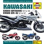 Kawasaki EX500 '87 to '08 ER500 '97 t...