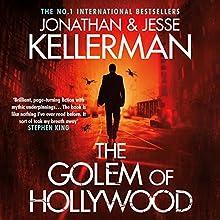 The Golem of Hollywood (       UNABRIDGED) by Jonathan Kellerman, Jesse Kellerman Narrated by John Rubinstein